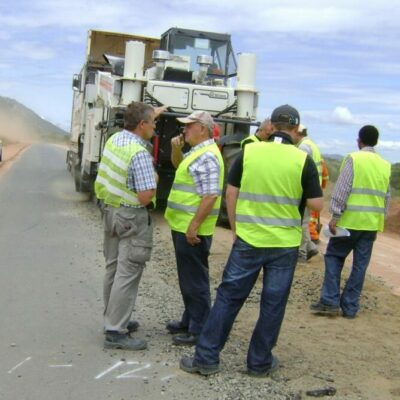 ANGDAL Pavement Engineering Consultants