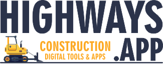HIghways.App Construction Software Tools and Apps